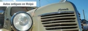 Autos antiguos en Maipú