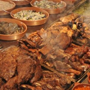 Termas de Cacheuta restaurante